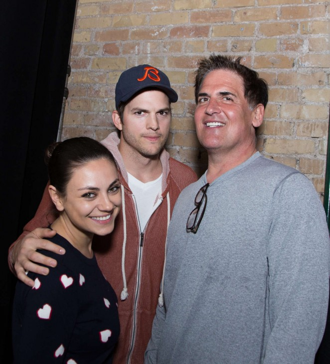 Mila Kunis – The Launch of Ashton Kutcher & Guy Oseary's Sound Ventures in Austin