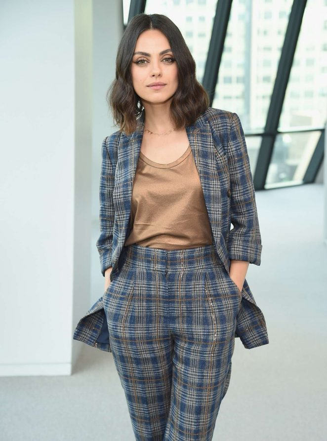 Mila Kunis - 'The Spy Who Dumped Me' Screening in New York City