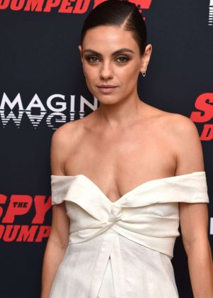 Mila Kunis - 'The Spy Who Dumped Me' Screening in New York