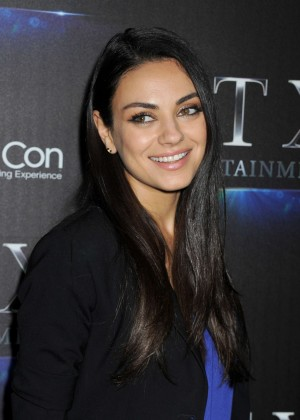 Mila Kunis - 'The State of the Industry: Past, Present and Future' at CinemaCon 2016 in Las Vegas