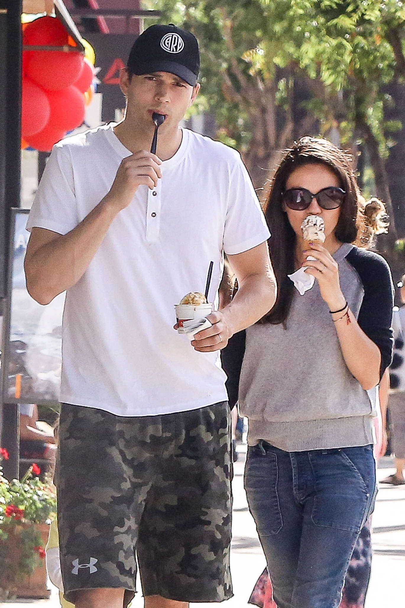 Mila Kunis with family out in Beverly Hills -24 | GotCeleb