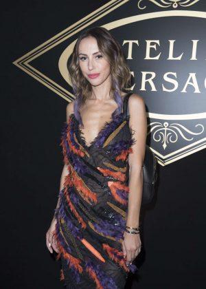 Milana Kordeva - Atelier Versace Fashion Haute-Couture F/W 2016/2017 in Paris