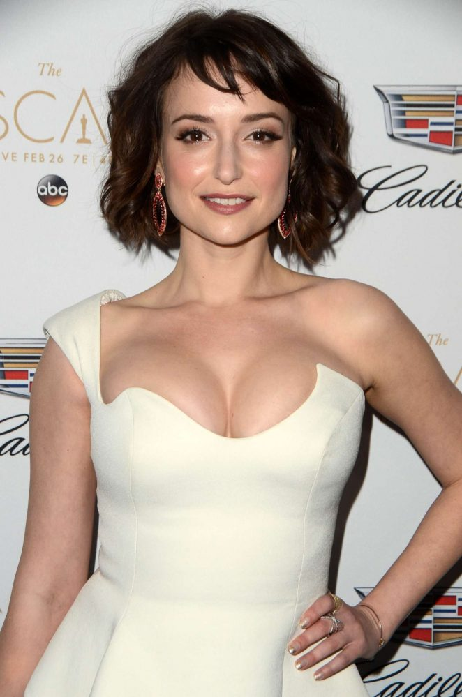 Milana Vayntrub - Cadillac celebrates The 89th Annual Academy Awards in LA