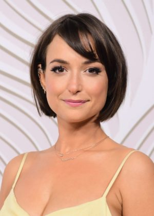Milana Vayntrub - FOX and Nat Geo 2017 Emmy Awards After Party in LA
