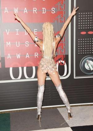 Miley Cyrus: 2015 MTV Video Music Awards -27
