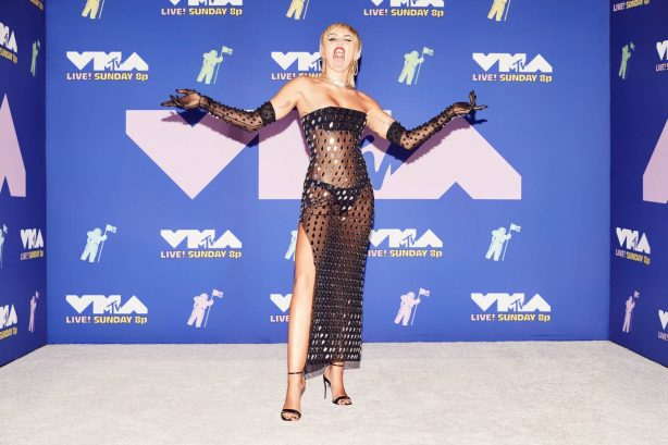 Miley Cyrus - 2020 MTV Video Music Awards in New York City