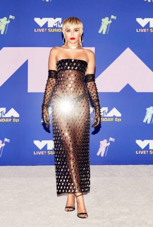 Miley Cyrus - 2020 MTV Video Music Awards in New York