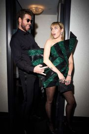 Miley Cyrus and Liam Hemsworth by Saskia Lawaks Photoshoot for Vogue in New York