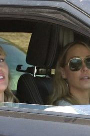 Miley Cyrus and Tish Cyrus - Out in Los Angeles