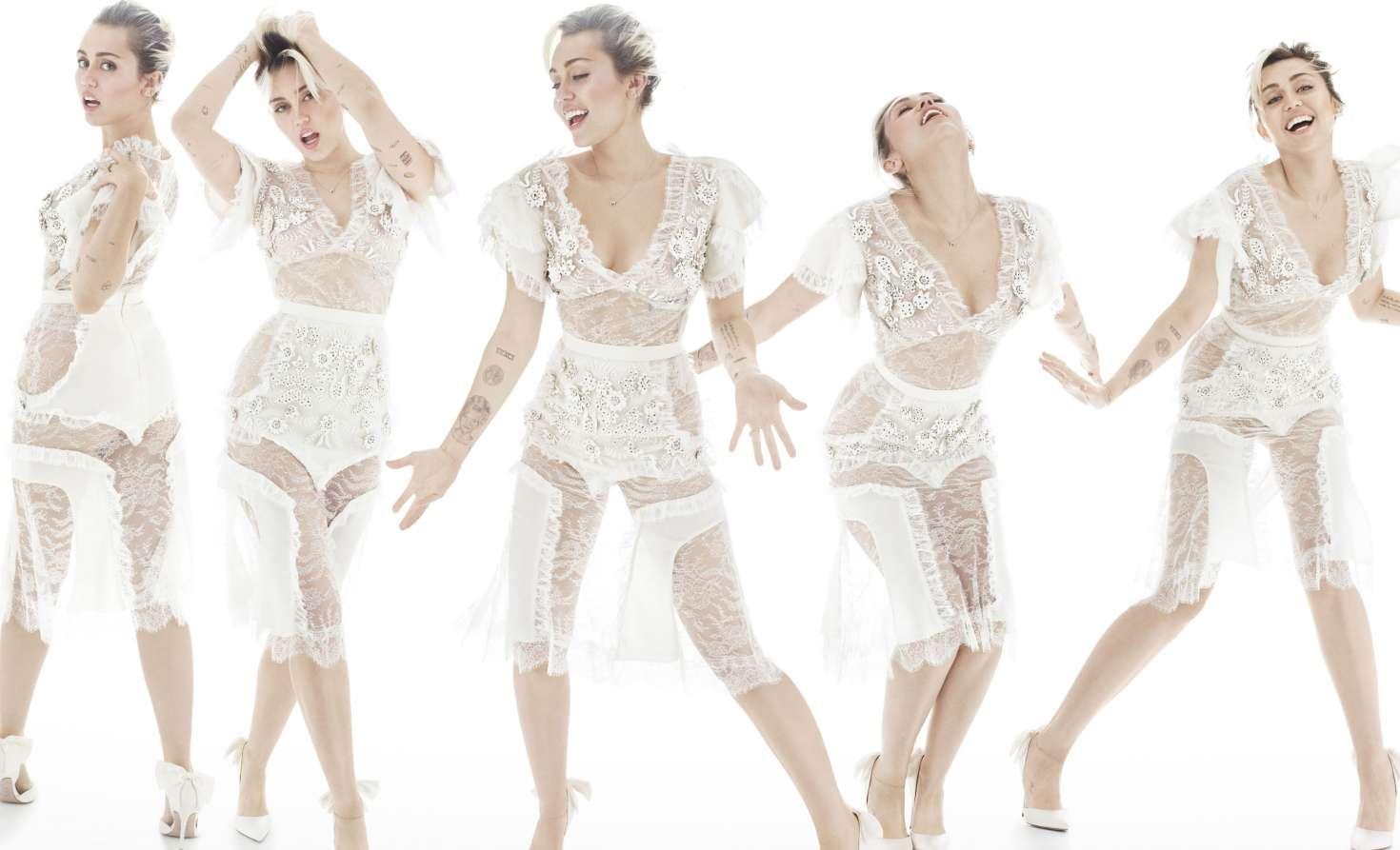 Miley Cyrus 2016 : Miley Cyrus: Elle Magazine 2016 -12