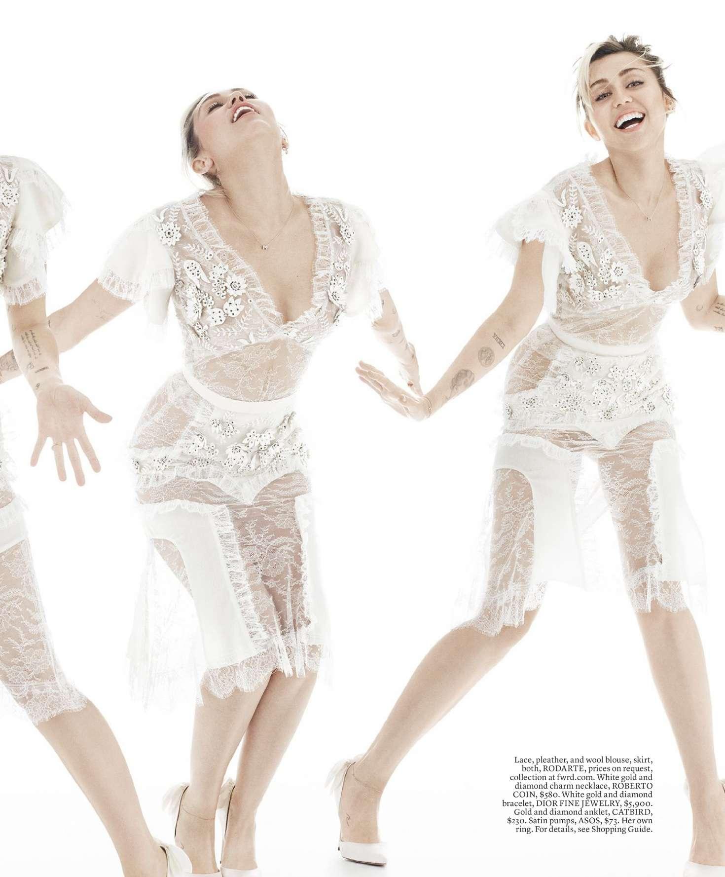 Miley Cyrus 2016 : Miley Cyrus: Elle Magazine 2016 -18