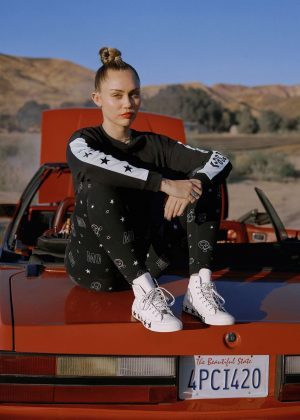 Miley Cyrus for Converse 2018/2019