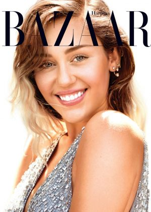 Miley Cyrus - Harper's Bazaar Magazine (August 2017)
