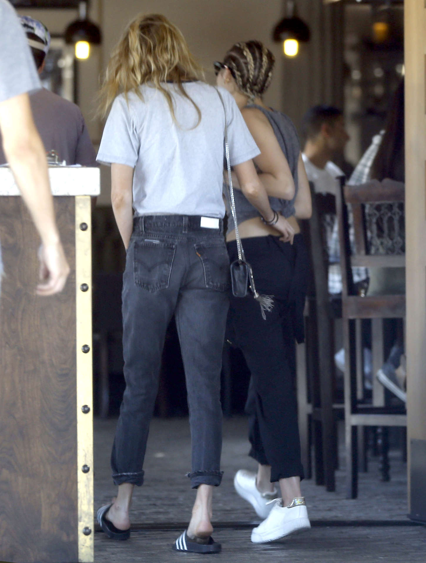 Miley Cyrus 2015 : Miley Cyrus: Headed for lunch -12