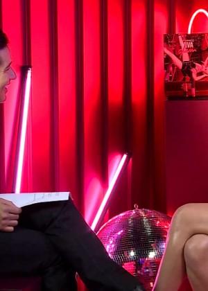 Miley Cyrus - Interview with Mario Lopez