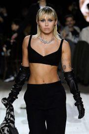 Miley Cyrus - Marc Jacobs Fall 2020 Runway Show at New York Fashion Week