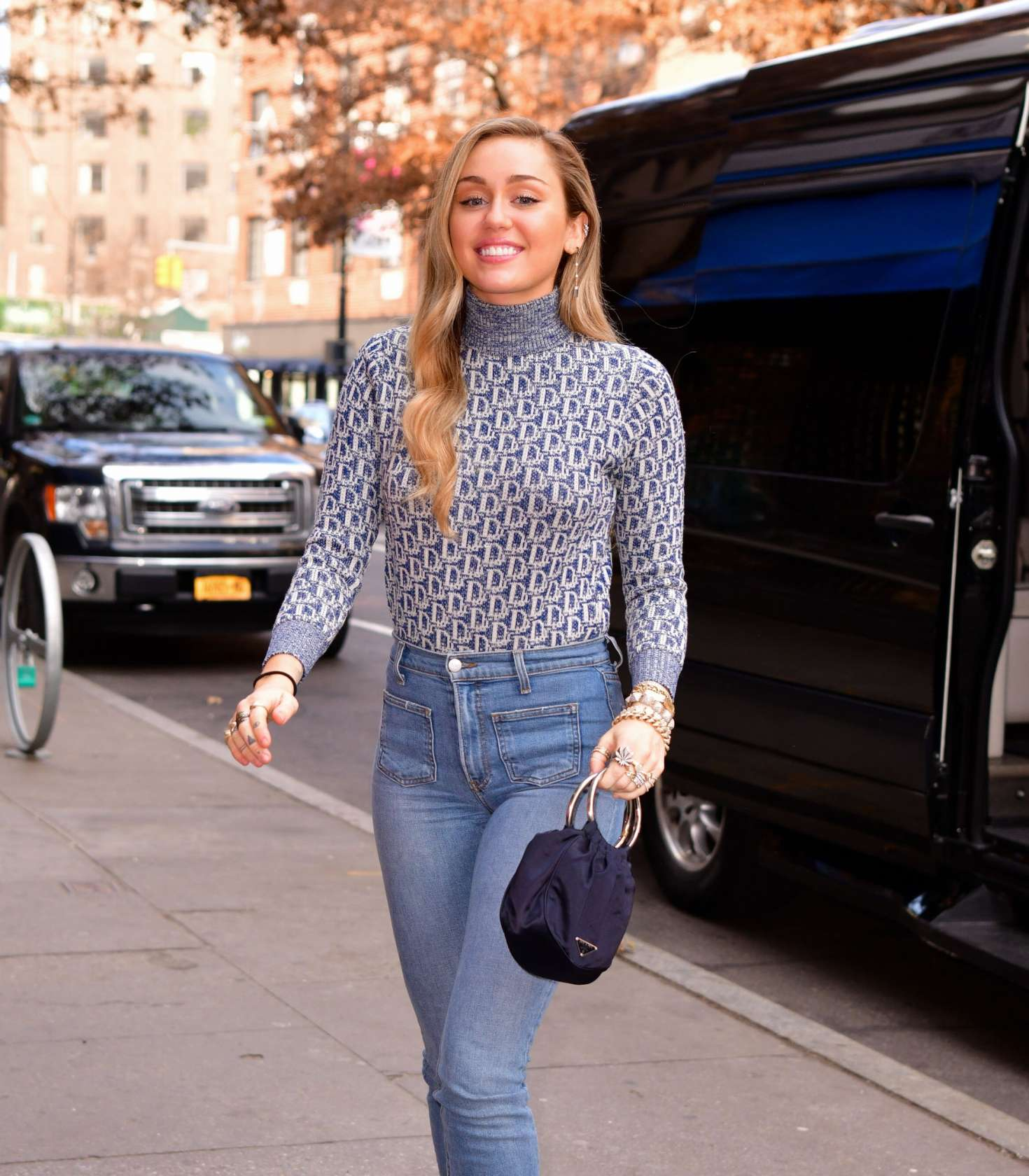 Miley Cyrus 2018 : Miley Cyrus: Out in New York City -02