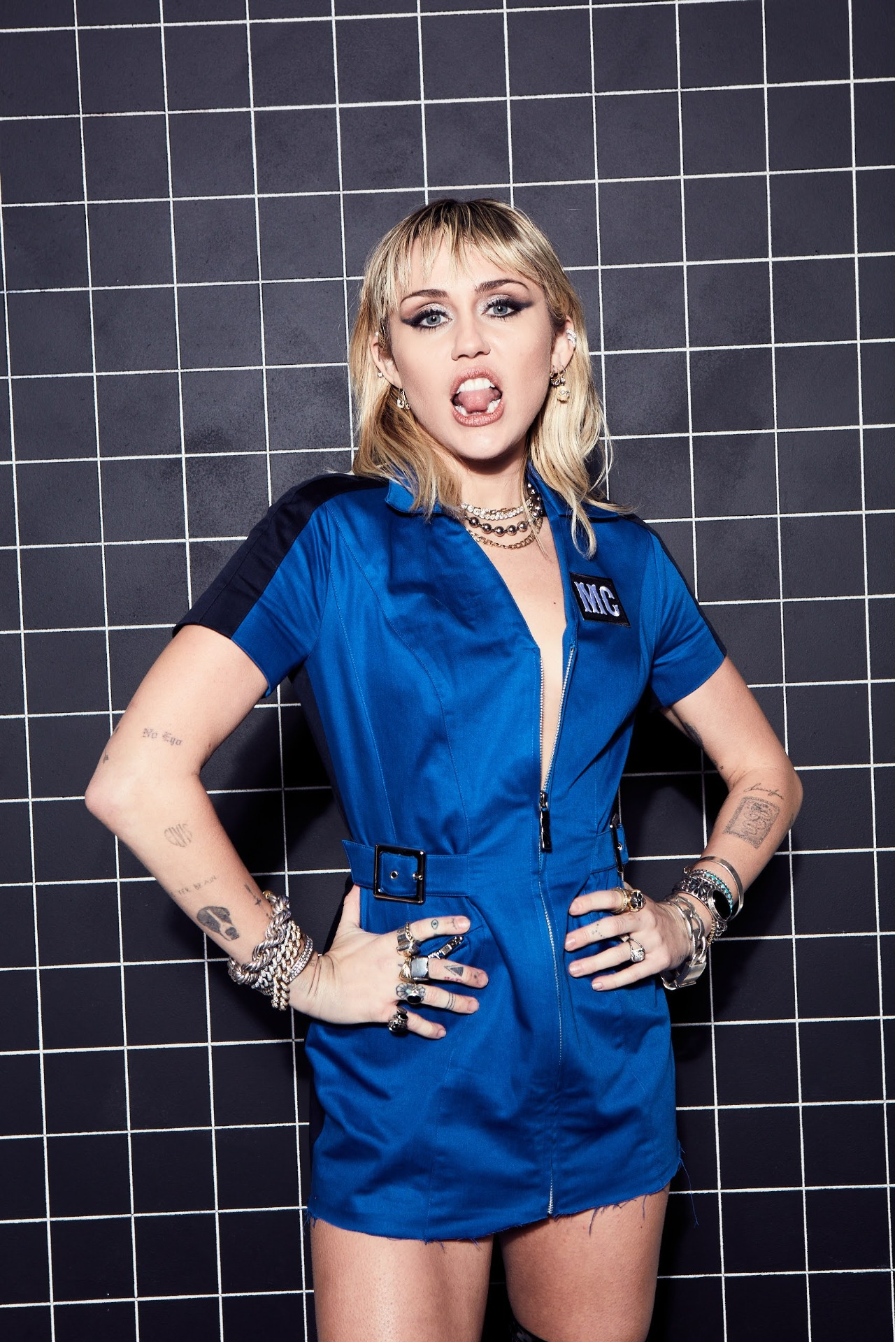 Miley Cyrus - She is Here Photoshoot-16 | GotCeleb