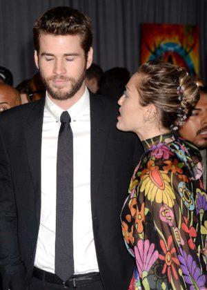 Miley Cyrus - 'Thor: Ragnarok' Premiere in Los Angeles