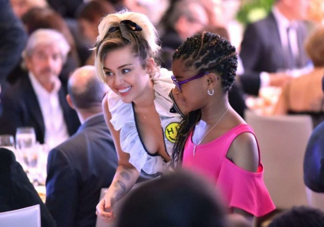 Miley Cyrus: Varietys Power of Women Sponsored by Audi -06