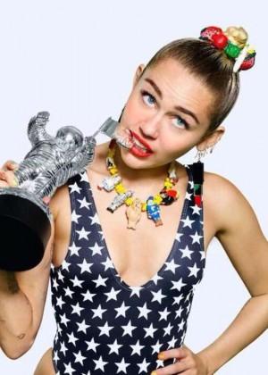 Miley Cyrus: VMA 2015 Photoshoot -11