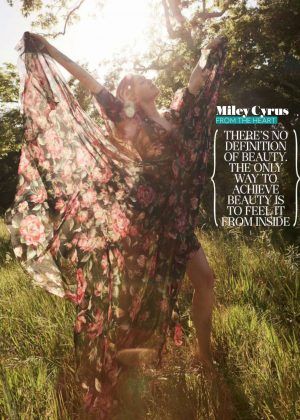 Miley Cyrus - Who Australia Most Beautiful Issue 2018