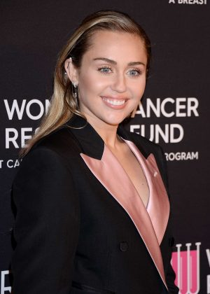 Miley Cyrus - Women's Cancer Research Fund's An Unforgettable Evening in Beverly Hills