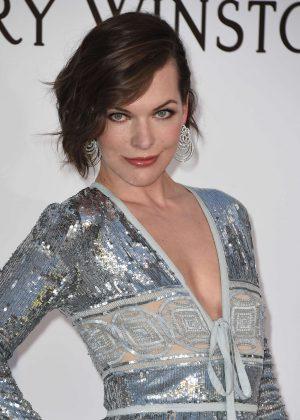 Milla Jovovich - amfAR's 23rd Cinema Against AIDS Gala in Antibes