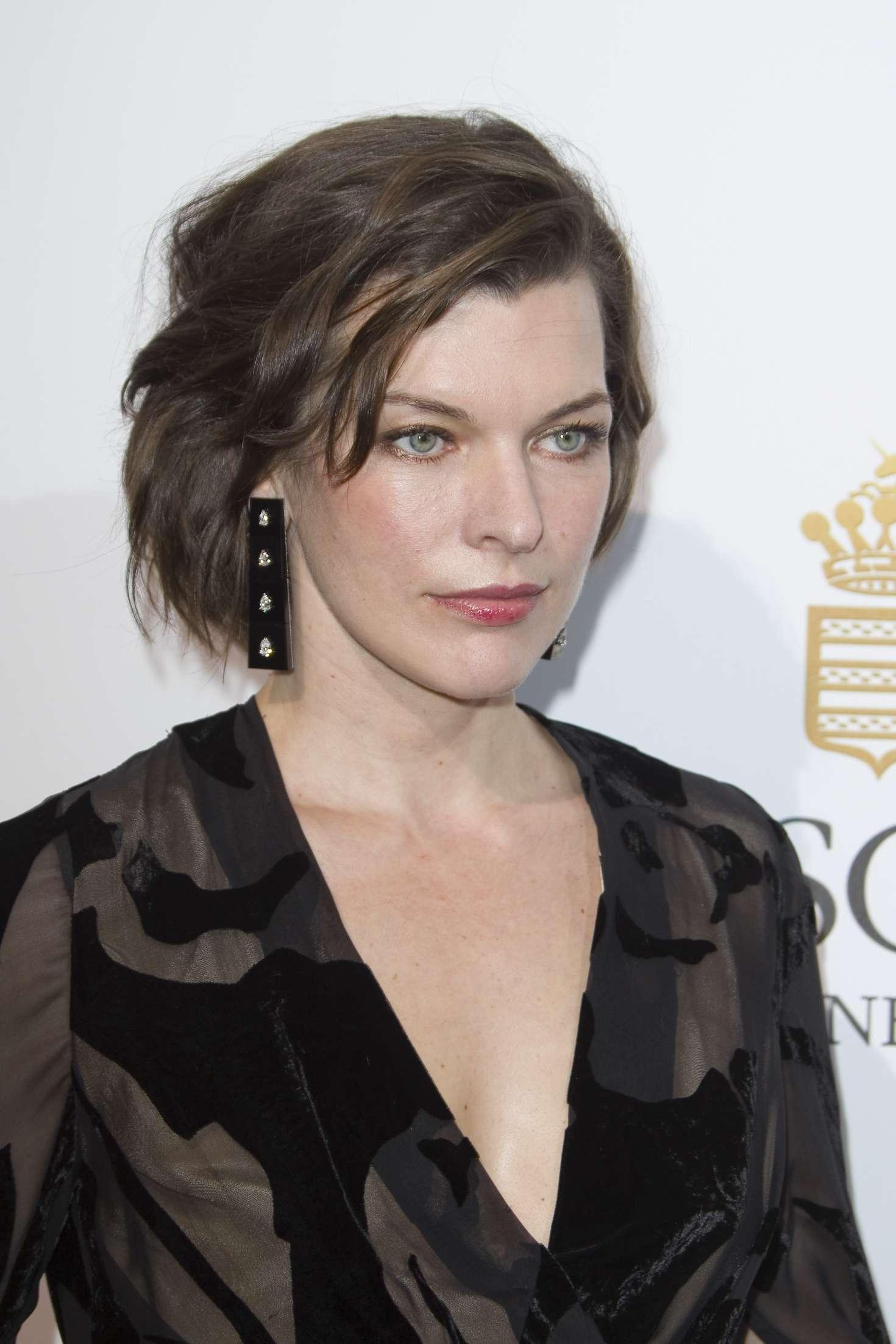 Milla Jovovich – De Grisogono Party at 70th Cannes Film ... Milla Jovovich