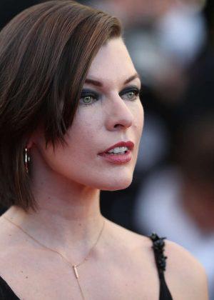 Milla Jovovich - 'The Last Face' Premeire at 2016 Cannes ...  Milla Jovovich