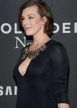 Milla Jovovich - 'Zoolander 2' Premiere in New York