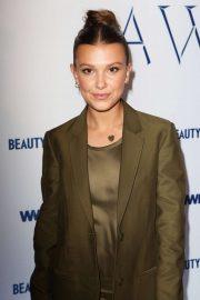 Millie Bobby Brown - 2019 WWD Beauty Inc Awards in New York City