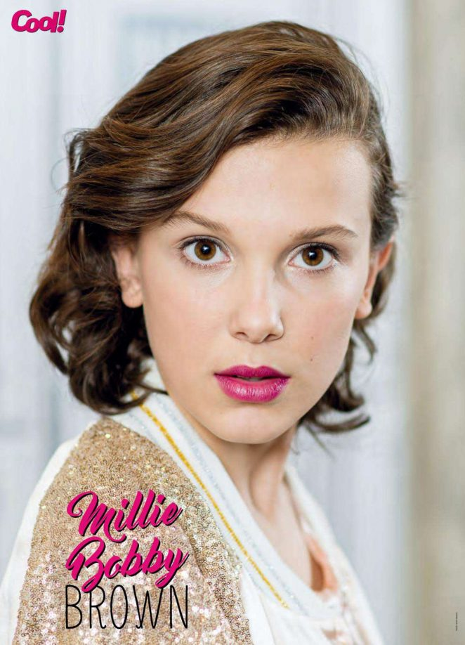 Millie Bobby Brown - Cool Canada Magazine (July 2018)