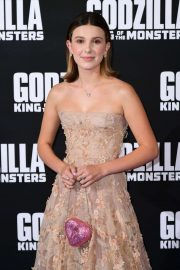 Millie Bobby Brown - 'Godzilla' Special Screening in London
