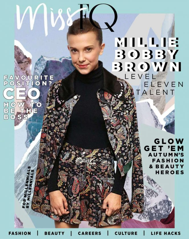 Millie Bobby Brown - Miss FQ Magazine (April 2018)