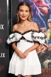 Millie Bobby Brown - 'Stranger Things' Season 3 Screening in Hollywood