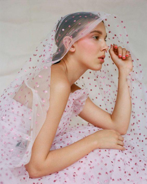 Millie Bobby Brown - Teen Vogue Magazine (July/August 2019)
