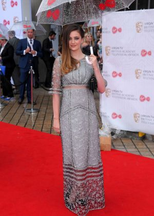 Millie Brady - British Academy Television Awards 2017 in London