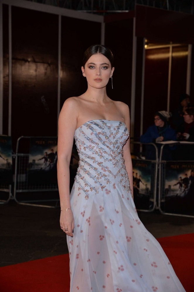 Millie Brady - 'Pride and Prejudice and Zombies' Premiere in London