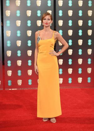 Millie Mackintosh - 2017 British Academy Film Awards in London