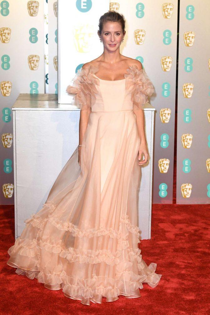 Millie Mackintosh - 2019 British Academy Film Awards in London