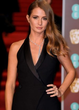 Millie Mackintosh - 2018 BAFTA Awards in London