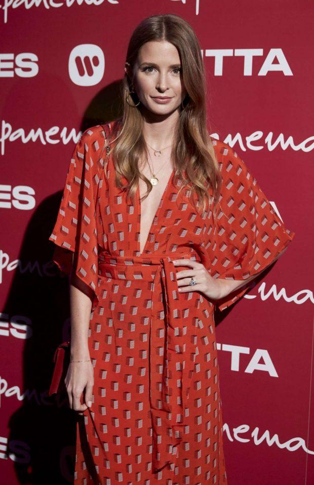 Millie Mackintosh - Anitta's New Album Kisses Presentation in Madrid