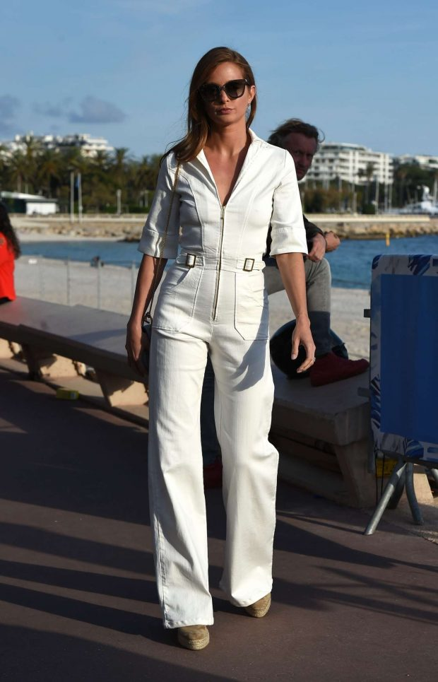 Millie Mackintosh at 72nd Cannes Film Festival