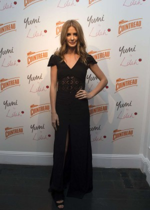 Millie Mackintosh - Cointreau Launch Party for Yumi By Lilah 2016 Collection in London