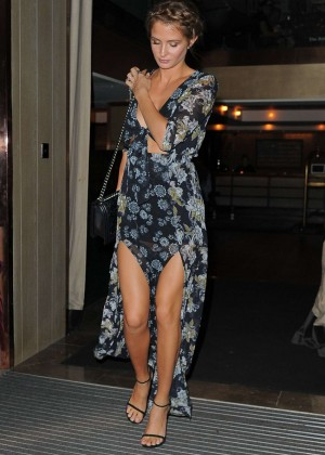 Millie Mackintosh - Fashion Preview & VIP Launch Dinner in London