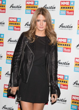 Millie Mackintosh - NME Awards 2015 in London