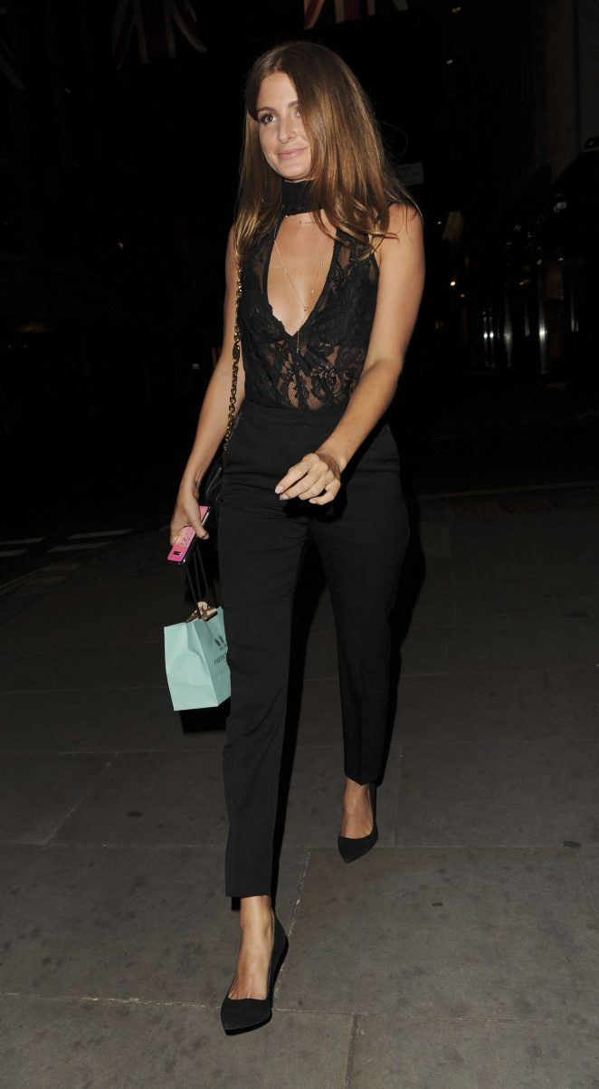 Millie Mackintosh - Rosie Fortescues Jewellery Launch After Party in London