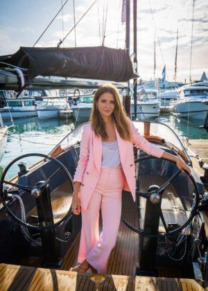 Millie Mackintosh - TheYachtMarket.com Southampton Boat Show