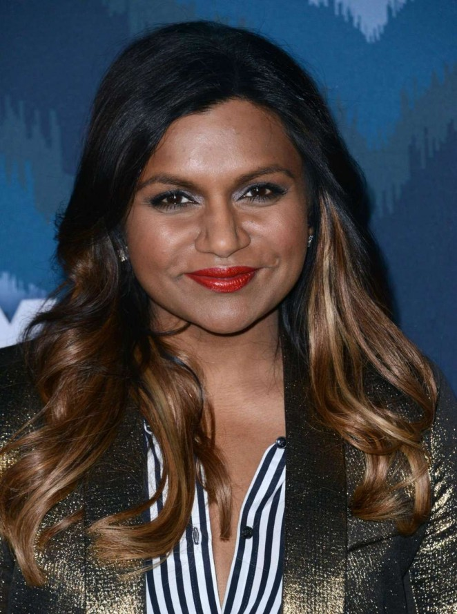 Mindy Kaling - 2015 Fox All-Star Party in Pasadena